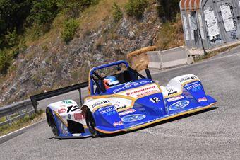 Omar Magliona (CST, Osella PA2000 #12), CAMPIONATO ITALIANO VELOCITÀ MONTAGNA