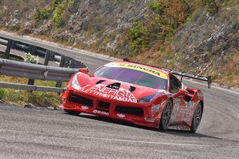 Maurizio Pitorri ( Best Lap, Ferrari 488 Challenge #46), CAMPIONATO ITALIANO VELOCITÀ MONTAGNA