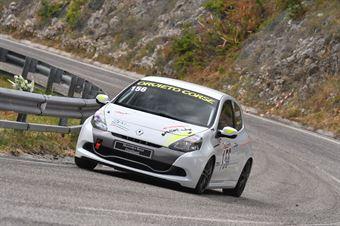 Fabrizio Massaini ( Renault Clio RS #156), CAMPIONATO ITALIANO VELOCITÀ MONTAGNA