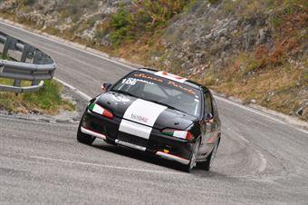 Pietro Chiarelli (Honda Civic VTI #106), CAMPIONATO ITALIANO VELOCITÀ MONTAGNA