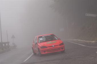 Romoli Cristiano (Peugeot 106 S16, Team One Motorsport #86), CAMPIONATO ITALIANO VELOCITÀ MONTAGNA