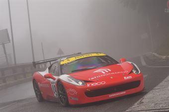 Artuso Stefano (Superchallenge, Ferrari 458 EVO #49), CAMPIONATO ITALIANO VELOCITÀ MONTAGNA