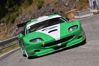 Vincenzo Cimino ( Team One Motorsport, Ferrari 550 #38), CAMPIONATO ITALIANO VELOCITÀ MONTAGNA