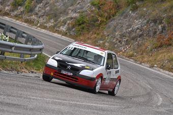 Michele Mocetti (Scuderia Tuscia, Citroen Saxo VTS #133), CAMPIONATO ITALIANO VELOCITÀ MONTAGNA
