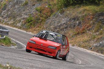 Cervelli Francesco ( New Generation Racing, Peugeot 106 #88), CAMPIONATO ITALIANO VELOCITÀ MONTAGNA