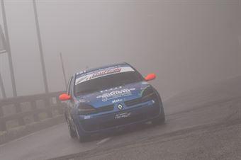 Grasso Giovanni (ACN Forze di Polizia Renault Clio #151), CAMPIONATO ITALIANO VELOCITÀ MONTAGNA