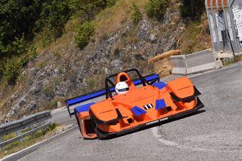 Piero Nappi ( Scuderia Vesuvio, Osella PA 30 #11), CAMPIONATO ITALIANO VELOCITÀ MONTAGNA