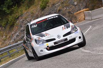 Amicarella Massimiliano (Renault Clio Rs #152), CAMPIONATO ITALIANO VELOCITÀ MONTAGNA