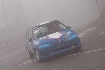 Merli Nicola (Peugeot 106 #183), CAMPIONATO ITALIANO VELOCITÀ MONTAGNA