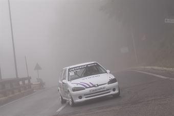 Silvano Stipani (Peugeot 106 #82), CAMPIONATO ITALIANO VELOCITÀ MONTAGNA