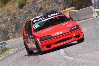 Ammirabile Giovanni Luca (Peugeot 106 Rally, Fasano Corse #184), CAMPIONATO ITALIANO VELOCITÀ MONTAGNA