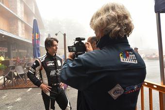 Intervista Bassi, CAMPIONATO ITALIANO VELOCITÀ MONTAGNA