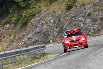 Vincenzo Ottaviani ( Speed Motor, Citroen Saxo #112), CAMPIONATO ITALIANO VELOCITÀ MONTAGNA
