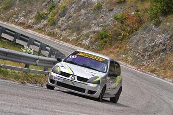 Eusebio Arduino(Cosenza Corse, Renault Clio #147), CAMPIONATO ITALIANO VELOCITÀ MONTAGNA