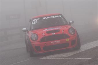 Vito Tagliente (SCS Motorsport, Mini Cooper JCW #122), CAMPIONATO ITALIANO VELOCITÀ MONTAGNA
