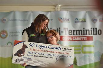 memorial Savina Franceschini, CAMPIONATO ITALIANO VELOCITÀ MONTAGNA