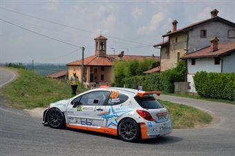Rudy Andriolo, Manul Menegon (Peugeot 207 S2000 #40, La Superba), CAMPIONATO ITALIANO WRC