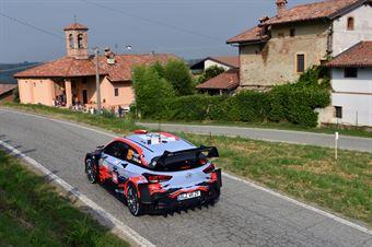 Sebastien Loeb, Daniel Elena (Hyundai i20 Coupe WRC #19), CAMPIONATO ITALIANO WRC