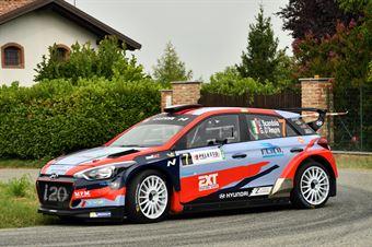 Umberto Scandola, Guido D Amore (Hyundai i20 R5 #7, Movisport), CAMPIONATO ITALIANO WRC