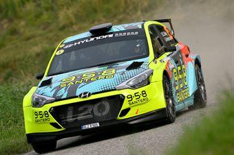 Ole Christian Veiby, Jonas Andersson (Hyundai i20 R5 #15), CAMPIONATO ITALIANO WRC
