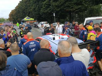 Riordino_Alba, CAMPIONATO ITALIANO WRC