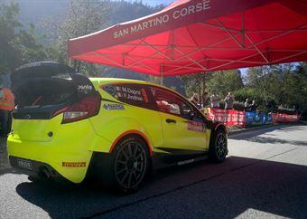 Matteo Dapra, Fabio Andrian (Skoda Fabia R5 #8, GDA Communication), CAMPIONATO ITALIANO WRC