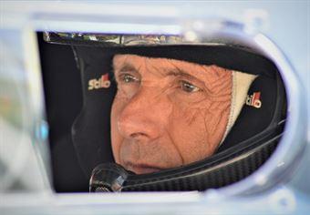 Mauro Miele Portrait, CAMPIONATO ITALIANO WRC