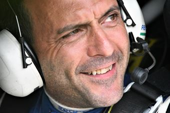 Matteo Daprà Portrait, CAMPIONATO ITALIANO WRC