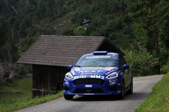 Liberato Sulpizio, Alessio Angeli (Ford Fiesta R2 #46, Rally Team), CAMPIONATO ITALIANO WRC