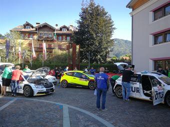 Verifiche, CAMPIONATO ITALIANO WRC