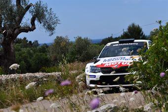 Andrea Carella, Enrico Bracchi (Skoda Fabia R5 #11, MS Munaretto), CAMPIONATO ITALIANO WRC