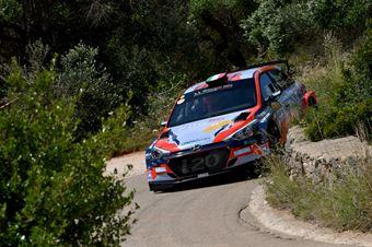Matteo Dapra, Fabio Andrian (Hyundai i20 R5 #12, GDA Communication), CAMPIONATO ITALIANO WRC