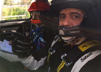 Matteo Dapra, Fabio Andrian (Hyundai I20 R5,#12 GDA Communication), CAMPIONATO ITALIANO WRC