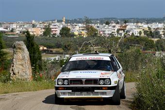 Marco De Marco, Eros Di Prima (Lanchia Delta HF 4WD #101, Island Motorsport), CAMPIONATO ITALIANO WRC
