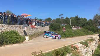 Simone Miele, Roberto Mometti (Citroe DS3 Wrc #1 Giesse Promotion), CAMPIONATO ITALIANO WRC