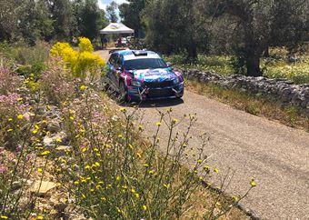 Mauro Miele, Luca Beltrame (Skoda Fabia R5 #4, Giesse Promotion a.s.d.), CAMPIONATO ITALIANO WRC