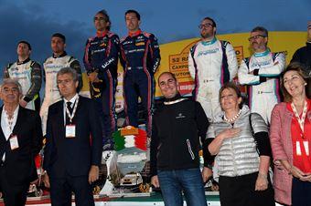 Podio Finale, CAMPIONATO ITALIANO WRC