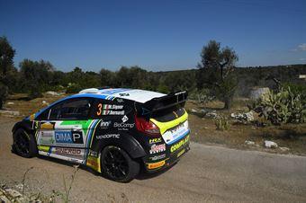 Marco Signor; Patrick Bernardi (Ford Fiesta WRC #3; Casarano Rally Team), CAMPIONATO ITALIANO WRC
