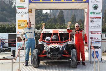 Bozano Roberto,Fedullo Bruno(Can Am Maverik 1000 Turbo,#41), CAMPIONATO ITALIANO CROSS COUNTRY