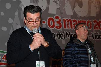 Briefing, CAMPIONATO ITALIANO CROSS COUNTRY