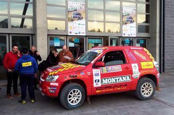 Marino Gambazza Chinti, CAMPIONATO ITALIANO CROSS COUNTRY