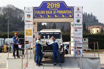 Grossi Simone,Manoni Daniele(Land Rover Defender,#31), CAMPIONATO ITALIANO CROSS COUNTRY