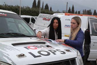 Lops Margherita,Tassile Elisa, CAMPIONATO ITALIANO CROSS COUNTRY