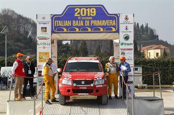 Luchini Andrea,Bosco Piero(Suzuki Vitara,Island Motorsport,#24), CAMPIONATO ITALIANO CROSS COUNTRY