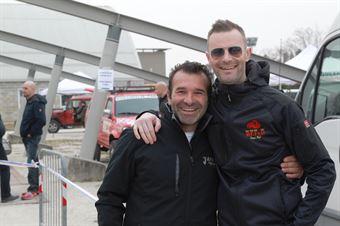 Petrucci Claudio,Tomasini Andrea, CAMPIONATO ITALIANO CROSS COUNTRY