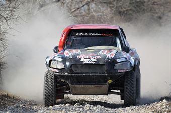 Tomasini Andrea,Mirolo Angelo(Toyota Toyodell,North East Ideas,#3), CAMPIONATO ITALIANO CROSS COUNTRY