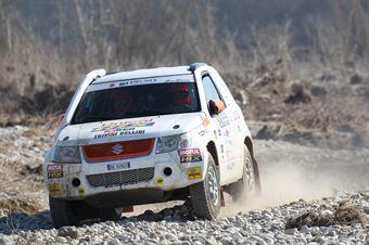 Trivini Bellini Alessandro,Trivini Bellini Marco(Suzuki Grand Vitara,#23), CAMPIONATO ITALIANO CROSS COUNTRY