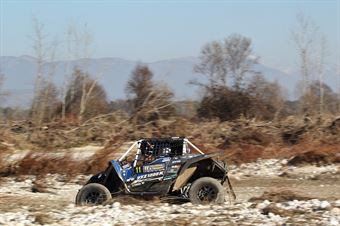 Ventura Amerigo,Ventura Icaro(Yamaha Quaddy YZX 1000R,Yamaha Racing Quaddy Team,#11), CAMPIONATO ITALIANO CROSS COUNTRY