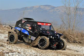 Visconti Rubens,Rigoletto Davide(Yamaha YXZ 1000R,Team UTV Legion,#13), CAMPIONATO ITALIANO CROSS COUNTRY