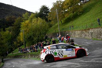 Matteo Ciolli, Alessio Migliorati (Ford Fiesta R5 #16, ART MOTORSPORT), COPPA RALLY DI ZONA